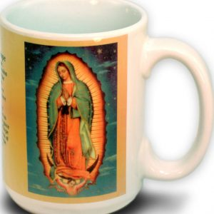 Our Lady Guadalupe 11 Ounce Mug #110-G-0