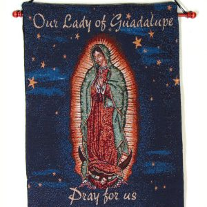 Guadalupe 13x18 Wall Hanging #1318-G-0