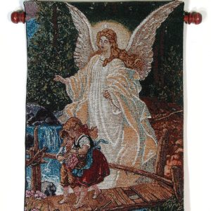 Guardian Angel 13x18 Wall Hanging #1318-GA-0