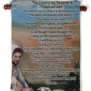 Good Shepherd 13x18 Wall Hanging #1318-GS-0