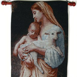 L'Innocence 13x18 Wall Hanging #1318-IN-0