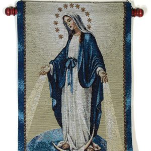 Our Lady of Grace 13x18 Wall Hanging 13x18-OLG-0