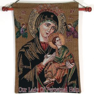 Perpetual Help 13x18 Wall Hanging #1318-PH-0