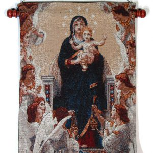 Queen of Angels 13x18 Wall Hanging #1318-QA-0