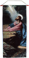 Agony in the Garden 18x40 Wall Hanging #1840-AG-0