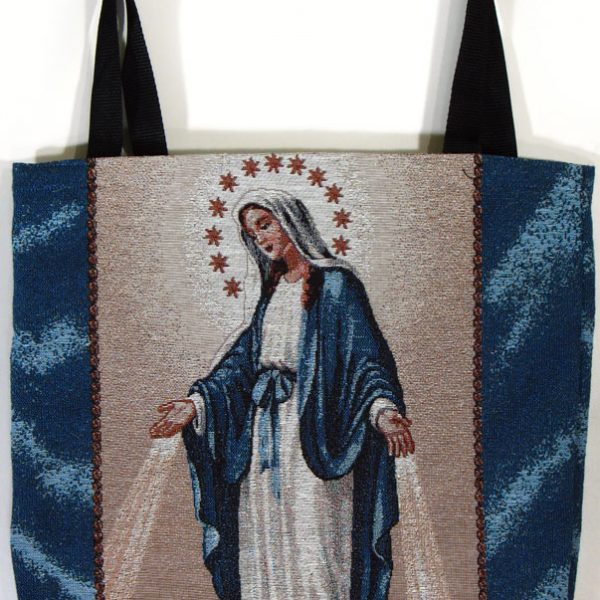 Our Lady of Grace Tote Bag #TB-OLG-0