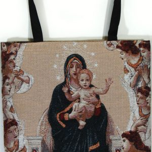 Our Lady of the Angels Tote Bag #TB-QA-0