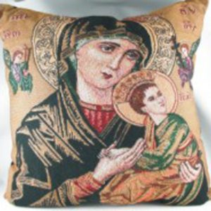 Our Lady of Perpetual Help Pillow #PILL-PH-0
