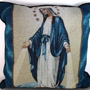 Our Lady of Grace Pillow #PILL-OLG-0