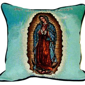 Our Lady of Guadalupe Pillow #PILL-G-0