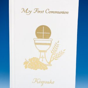 First Communion Keepsake Book #1001-0