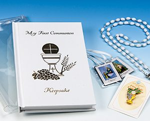 First Communion Gift Set #1102-0