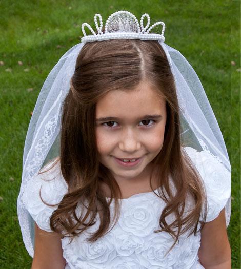 Communion Tiara Crown-0