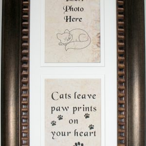 Paw Prints on Your Heart #4624-C-0