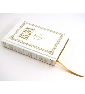 Douay-Rheims Bible First Communion Gift Edition-0