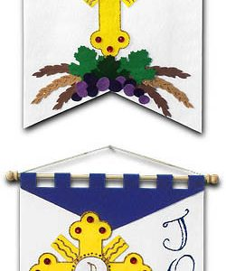 First Communion Banner Kit Deluxe-0